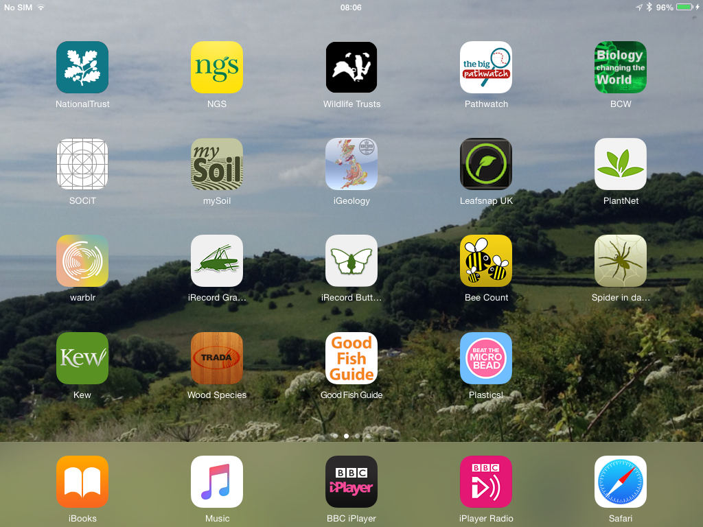 Some apps for the climate-friendly gardener to enjoy