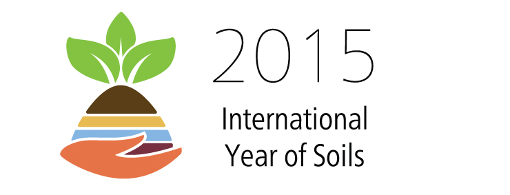 United Nations Food and Agriculture Organisation International Year of Soils logo