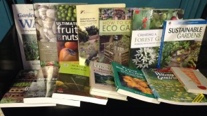 Some useful books for the climate-friendly gardener